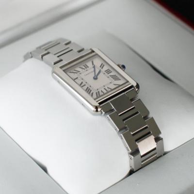 第5回 Cartier レディス腕時計