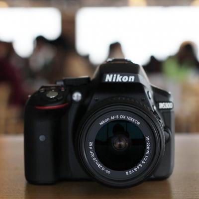 第3回 Nikon デジタル一眼レフカメラ