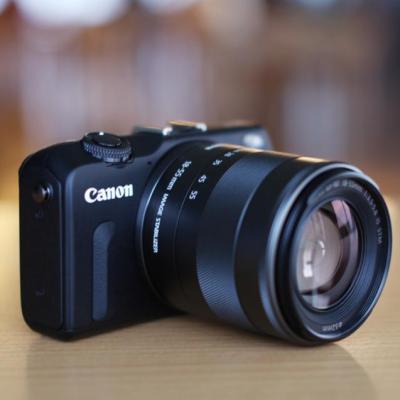 第9回 Canon ミラーレスカメラ