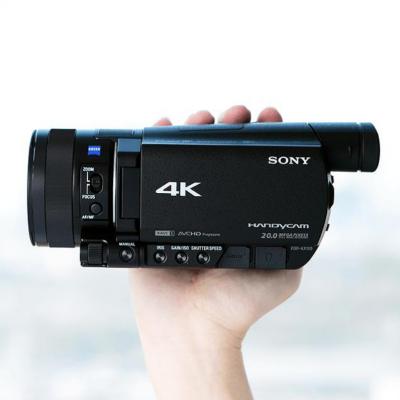第22回 SONY 4Kビデオカメラ