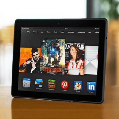 第45回 Kindle Fire HDX 8.9