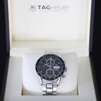 第14回 TAG Heuser メンズ腕時計