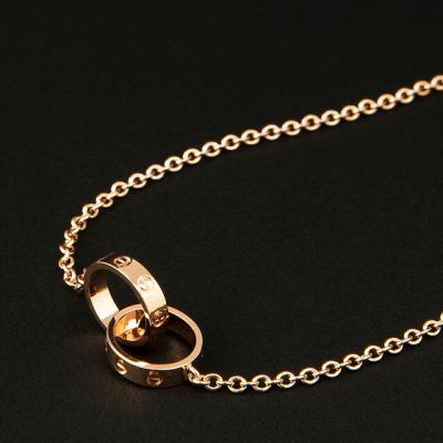 第95回 Cartier LOVE bracelet