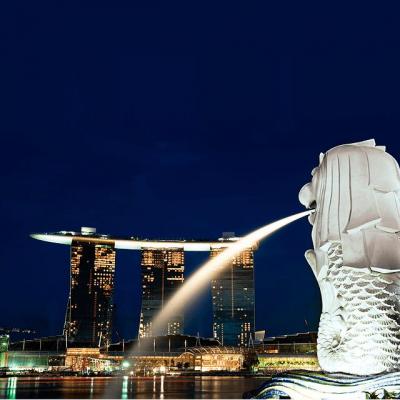 第100回 ヒルトン(デラックスルーム)に滞在 シンガポール・ペア5日間の旅