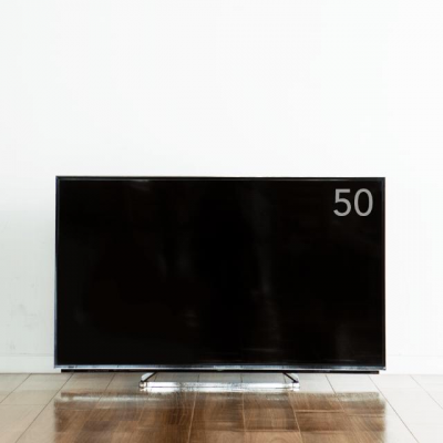 第120回 パナソニック ハイビジョン4K液晶テレビ VIERA TH-50AX800