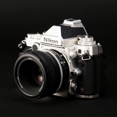 第117回 ニコン Df 50mm f1.8G Special Editionキット