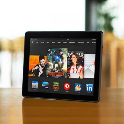 第111回 Kindle Fire HDX 8.9 64GB タブレット