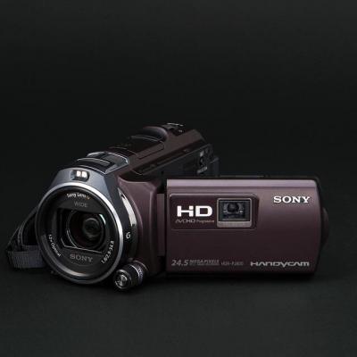 第114回 SONYハンディカム HDR-PJ800