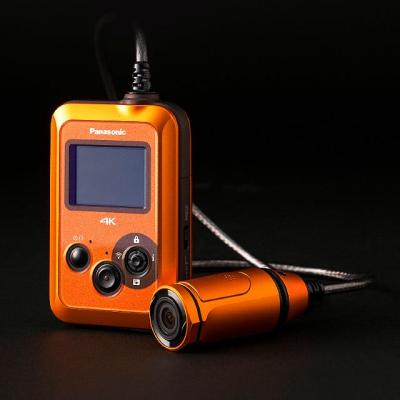 第157回 Panasonic ウェアラブルカメラ HX-A500