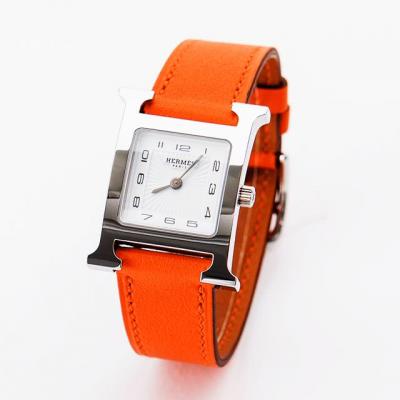 第87回 エルメス腕時計 「Hウォッチ」
