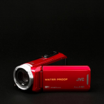 JVC 防水ビデオカメラ Everio